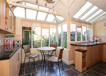 Thumbnail 4 bed semi-detached house for sale in High Road, Wilmington, Kent