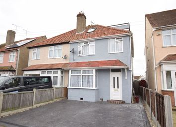 Thumbnail 4 bed semi-detached house for sale in Beaumont Avenue, Clacton-On-Sea