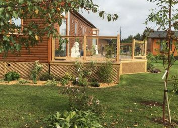 Thumbnail 2 bed detached bungalow for sale in The Fairways, Grange Park Lodges, Butterwick Road, Messingham