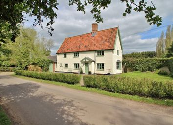 Thumbnail 4 bed detached house for sale in Bacton, Stowmarket, Suffolk