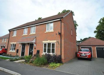 Thumbnail 3 bedroom semi-detached house for sale in Oak Grove, Northampton