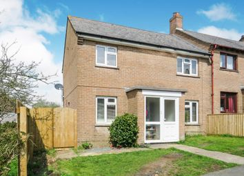 Thumbnail 3 bed end terrace house for sale in Hill View, Maiden Newton, Dorchester
