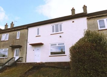 Thumbnail 3 bed terraced house to rent in Tourhill Road, Kilmarnock