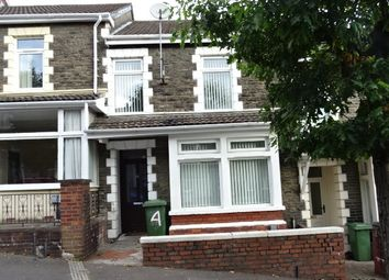 Thumbnail 1 bed terraced house to rent in Hilda Street, Treforest, Pontypridd