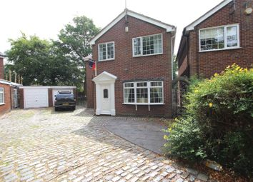 4 bed detached house for sale in Bentgate Close, Newhey, Rochdale, Greater Manchester OL16