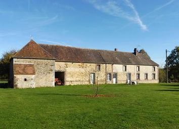 Thumbnail 2 bed equestrian property for sale in La-Chapelle-Montligeon, Orne, France