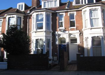 Thumbnail 9 bedroom terraced house to rent in Waverley Road, Southsea