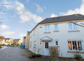 Thumbnail 3 bed detached house for sale in Beaufort Drive, Buckden, St. Neots