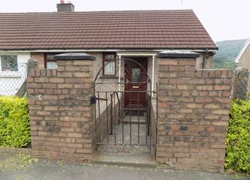 Thumbnail 3 bedroom property for sale in Brynheulog, Treherbert, Treorchy, Rhondda, Cynon, Taff.