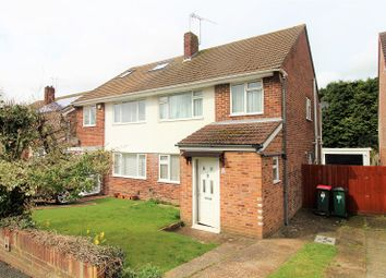 3 bed semi-detached house for sale in The Croft, Crawley, West Sussex. RH11