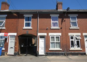 Thumbnail 3 bed terraced house for sale in The Maltings, Back Sitwell Street, Derby
