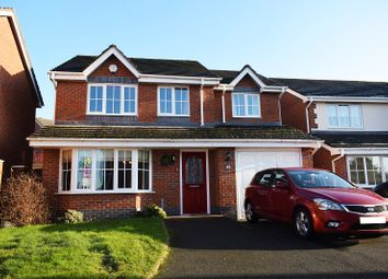 Thumbnail 4 bed detached house for sale in Candleberry Meadow, Telford