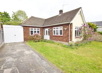 Thumbnail 2 bed detached bungalow for sale in Bellevue Road, Collier Row