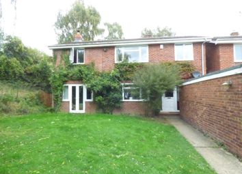 Thumbnail 4 bedroom detached house to rent in Cambridge Way, Bures