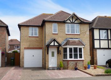 Thumbnail 4 bed detached house to rent in Barwick Close, Rustington, Littlehampton