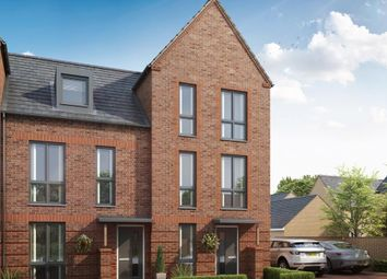 "Thumbnail 3 bedroom end terrace house for sale in ""Cannington"" at Pedersen Way, Northstowe, Cambridge"