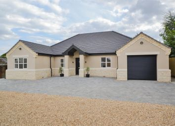 Thumbnail 4 bedroom detached house for sale in Bassenhally Road, Whittlesey, Peterborough
