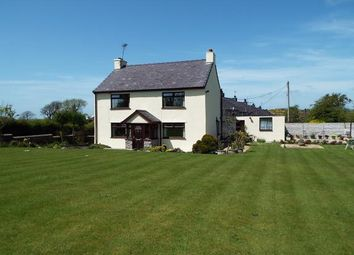 Thumbnail 3 bed detached house for sale in Tyn Lon, Anglesey, North Wales, United Kingdom