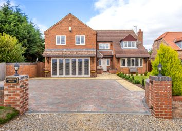 Thumbnail 5 bed detached house for sale in Rudcarr Lane, Warthill, York, North Yorkshire