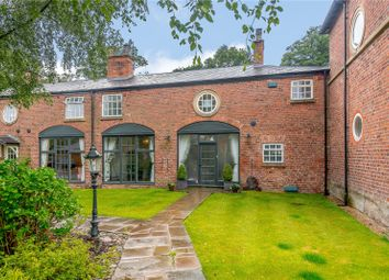 Thumbnail Mews house for sale in Birtles Hall, Birtles Lane, Macclesfield, Cheshire