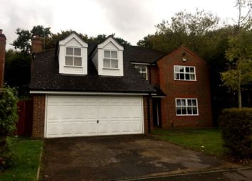 Thumbnail 5 bed detached house for sale in High Snoad Wood, Challock, Ashford