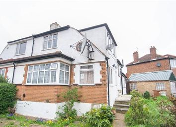 Thumbnail 3 bed semi-detached house for sale in Cotman Gardens, Edgware, Middlesex