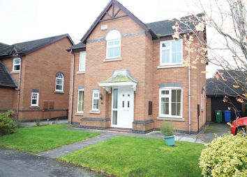 Thumbnail 4 bed detached house to rent in Farnham Close, Appleton, Warrington
