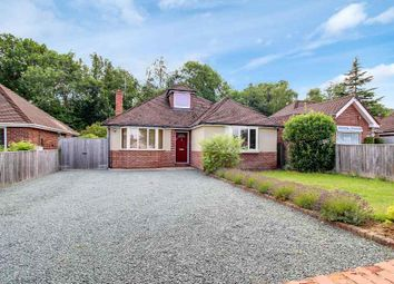Thumbnail 4 bed detached bungalow for sale in Redhatch Drive, Earley, Reading