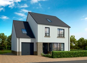 Thumbnail 5 bedroom detached house for sale in Lethington Gardens, Burns Circus, Haddington