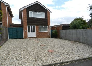 Thumbnail 3 bed detached house to rent in Kerstin Close, Cheltenham