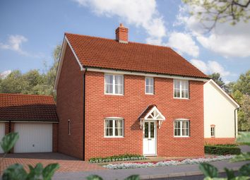 "Thumbnail 4 bedroom detached house for sale in ""The Alnwick"" at Bannold Drove, Waterbeach, Cambridge"
