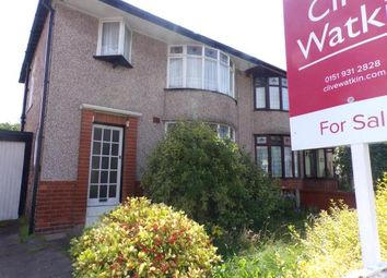 3 bed semi-detached house for sale in Thornfield Road, Crosby, Liverpool, Merseyside L23