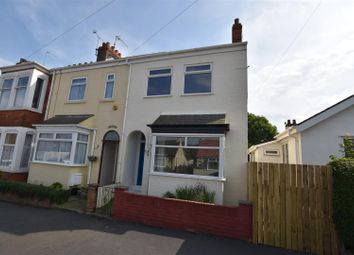 Thumbnail 3 bed end terrace house for sale in Carrington Avenue, Hornsea