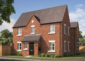 Thumbnail 3 bed detached house for sale in Chester Road, Halton, Cheshire