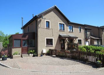 Thumbnail 3 bed semi-detached house for sale in Roger Quin Gardens, Galashiels
