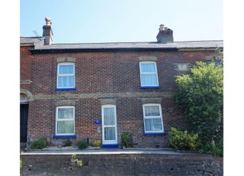 Thumbnail 2 bed terraced house for sale in Hunnyhill, Newport