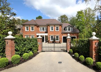 Llanvair Drive, Ascot, Berkshire SL5. 5 bed detached house for sale
