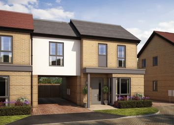 "Thumbnail 2 bed property for sale in ""The Alpine"" at Atlas Way, Milton Keynes"