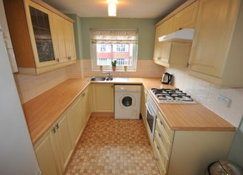 Thumbnail 1 bed flat to rent in Kingsbrook Court, Manchester