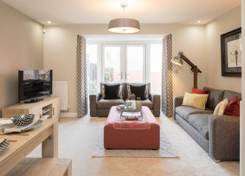 """Thumbnail 3 bed end terrace house for sale in """"Padstow"""" at Pinn Lane, Pinhoe, Exeter"""