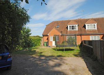 Thumbnail 4 bed semi-detached house to rent in School Lane, Stoke Row, Henley-On-Thames