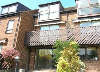 Thumbnail 4 bed terraced house to rent in Temple Mill Island, Marlow