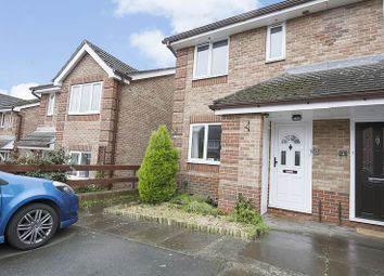 Thumbnail 2 bed end terrace house to rent in Crown Rise, Chertsey