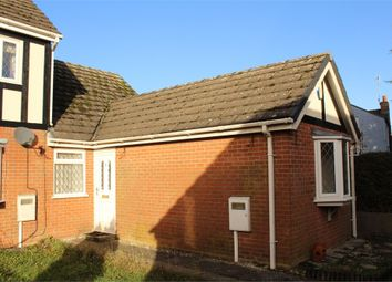 Thumbnail 2 bed semi-detached bungalow for sale in Wells Close, Husbands Bosworth, Lutterworth