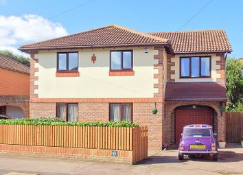 Thumbnail 4 bedroom detached house for sale in Victoria Road, Bognor Regis