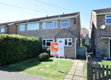 Thumbnail 3 bedroom semi-detached house to rent in Sherrard Close, Whissendine, Oakham