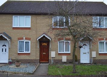 Thumbnail 2 bedroom terraced house to rent in Fennels Close, Haverhill