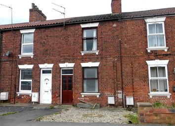 Thumbnail 2 bed terraced house for sale in New Trent Street, Ealand, Scunthorpe
