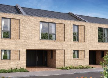 "Thumbnail 3 bedroom terraced house for sale in ""The Lucy"" at Whittle Avenue, Trumpington, Cambridge"