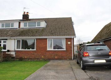 Thumbnail 4 bed semi-detached bungalow for sale in Beacon Drive, Goosnargh, Preston